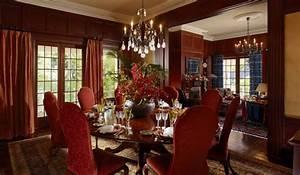 Diablo Mansion: Dining Room - Traditional - Dining Room