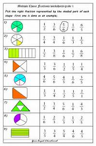 Year 5 Fractions Worksheets - Coffemix