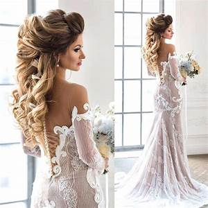 Unique Simple Hairstyles Long Hair Wedding Wedding Guest