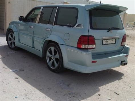 Toyota Land Cruiser Modification by Modified Cars Modified Toyota V8 Land Cruiser