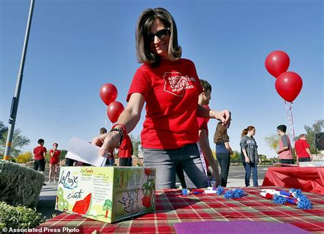 Arizona Teachers Vote For Statewide Walkout To Protest Pay  Daily Mail Online