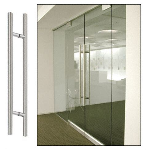 crl brushed stainless laguna series single sliding door