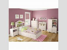 Kids Room Pink And White Color Combination For Girls