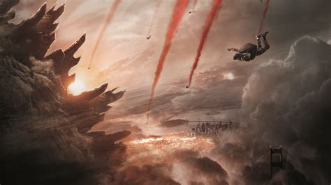 Godzilla (2014) Wallpapers, Pictures, Images