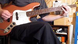 Flatwound Vs  Roundwound On The Fender Jazz Bass