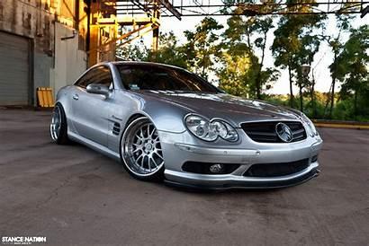Mercedes Benz Amg Sl55 Sl Stance 55