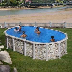 Sable Piscine Hors Sol : piscine hors sol santorini gre 610x375 h132 cm filtre sable ~ Farleysfitness.com Idées de Décoration