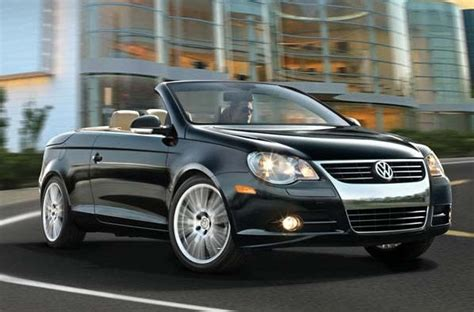 Vw Eos 2011 by 2011 Volkswagen Eos Review Carnews