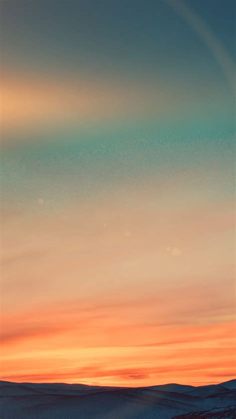 Orange Sky Wallpaper Iphone by For Iphone X Iphonexpapers