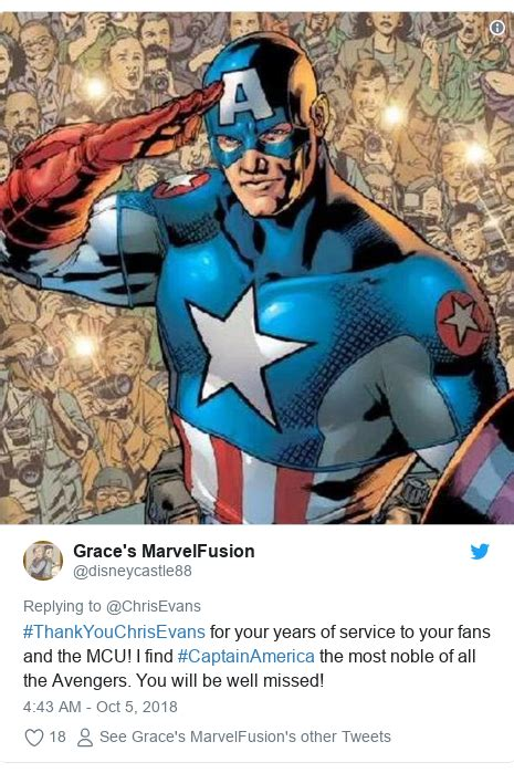 Captain America actor Chris Evans to 'retire' from role ...