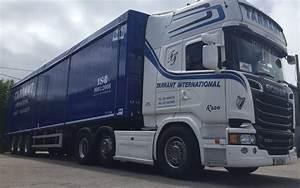 tarrant international transport domestic irish With walking floor hauliers