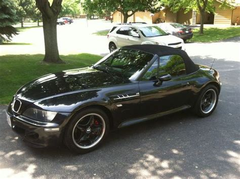 Sell Used 2000 Bmw Z3 M Roadster Convertible 2-door 3.2l