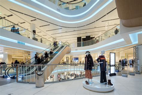 renewed central department store of kyiv destinations