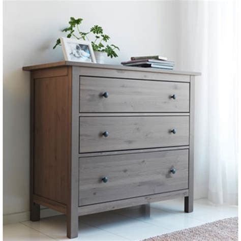 Ikea Nyvoll Dresser Grey by Ikea Hemnes Dresser Chest With 3 Drawers