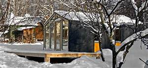 Inspirations: Find Your Cabin Dream With Small Prefab