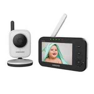 Samsung Sew-3040w Simpleview Video Baby Monitoring System - SEW3040W