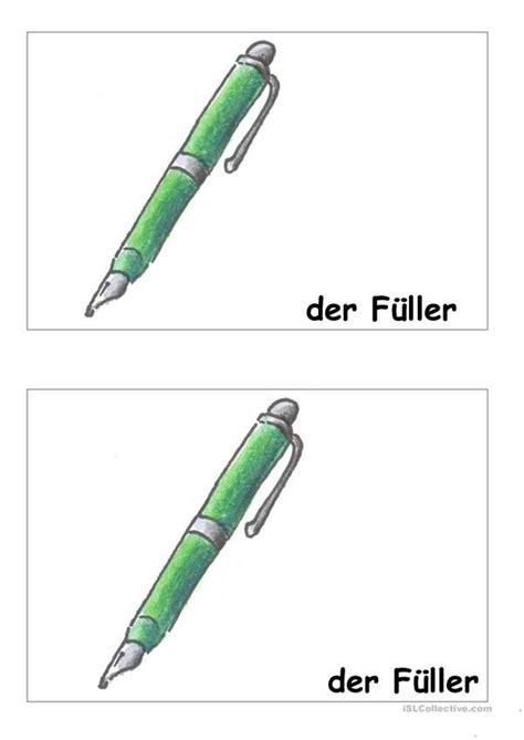 spiele im deutschunterricht memory mal anders die
