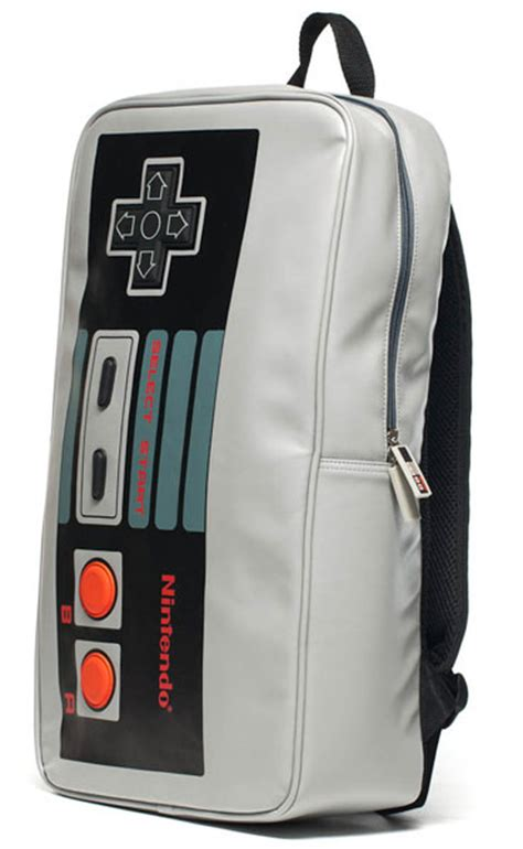 Nintendo Controller Backpack Take My Paycheck Shut Up