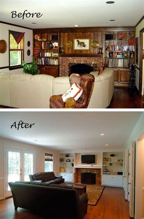 living rooms transformed  color
