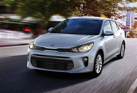 Kia Rio 2018 (sedan)  Mike Rent A Car
