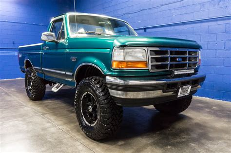 1996 Ford F 150 by Used Lifted 1996 Ford F 150 Xlt 4x4 Truck For Sale 34815