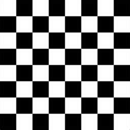 Synthesized Texture Example: checkerboard