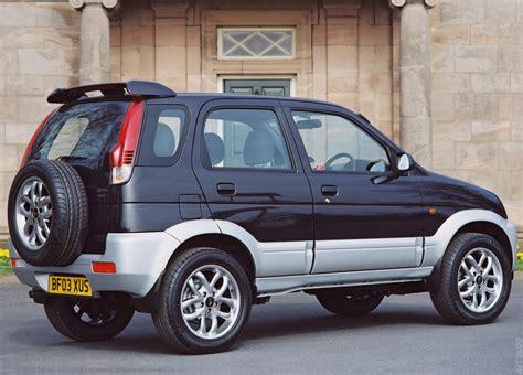 Daihatsu Terios 4x4 by 2003 Daihatsu Terios Sport Daihatsu