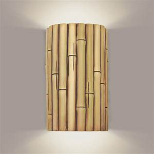 Eye catching bamboo home decor ideas for Bamboo wall art