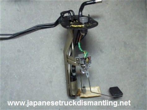 toyota runner fuel pump hanger assembly