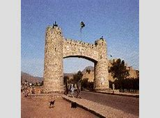 Khyber pass tour excursion from Peshawar travel
