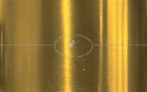 Gold shiny brushed metal texture 09880