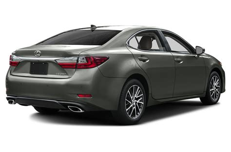 new lexus 2017 new 2017 lexus es 350 price photos reviews safety