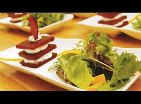 romarin cuisine millefeuille de betterave mousse de chèvre frais recette