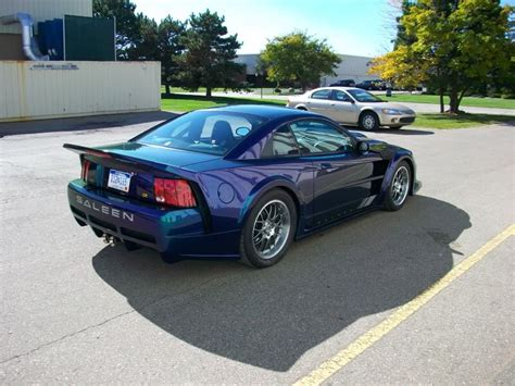 One-of-one Saleen Streetmsr Surfaces On The Interweb