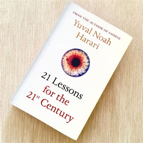 "Win Yuval Noah Harari's New Book, ""21 Lessons For The 21st"