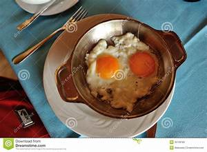 Scrambled Eggs Stock Photography - Image: 35109182