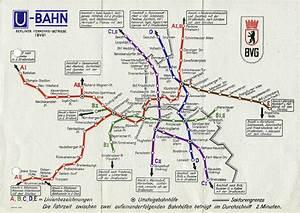 Berlin Bvg Plan : the january 1952 bvg west u bahn map showing the sector border for the download scientific ~ Orissabook.com Haus und Dekorationen