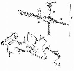 Gmc K2500 Suburban Power Steering Return Hose  Line