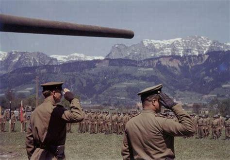 world war ii   color vintage everyday