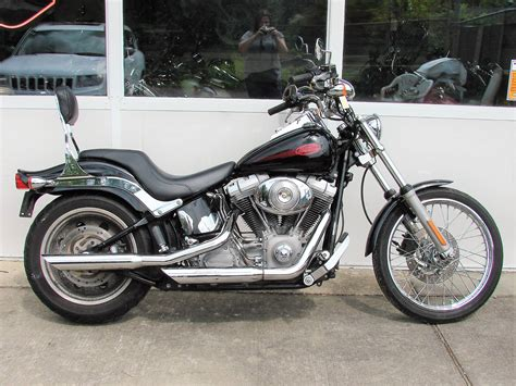 Used 2006 Harley-davidson Softail® Standard Motorcycles In