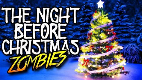 12 days of zombie christmas day 2 the night before