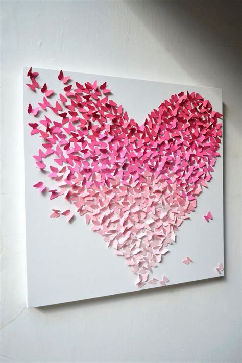 See more ideas about butterfly wall art, butterfly wall, butterfly. 10 DIY Butterfly Wall Decor Ideas With Directions - A DIY ...