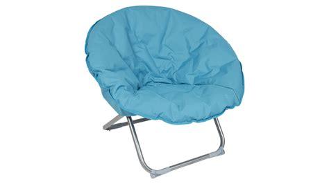fauteuil de jardin pliant rond oviala