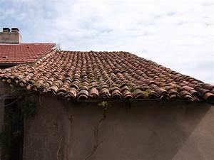 Tuile Tige De Botte : toiture et choix des tuiles r alisation d 39 un four pain ~ Premium-room.com Idées de Décoration