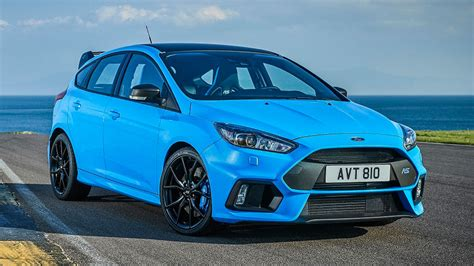 New Ford Focus Rs Edition With Lsd Costs £35,795