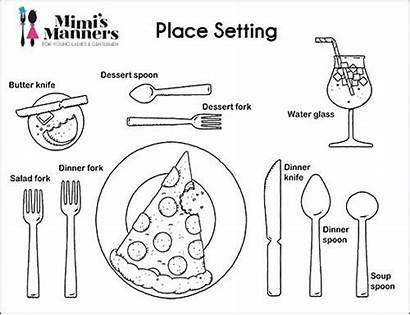 Coloring Manners Easy Gifts