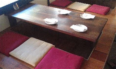 traditional japanese dining table ainoya japanese restaurant kirribilli sydney reviews