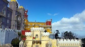 Park and National Palace of Pena : Sintra   Visions of Travel