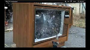 Big Tv Implosion