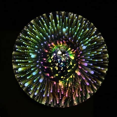 3D Fireworks E27 LED Bulb Light (COLORFUL)   Everbuying